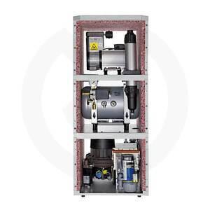 Product - SISTEMA INTEGRADO DE ASPIRACION Y COMPRESION  POWER TOWER SILENCE 120/02
