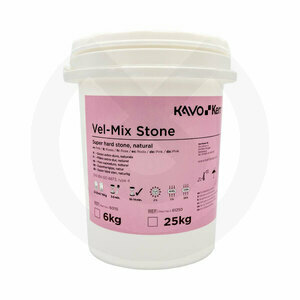 Product - YESO VEL-MIX STONE ROSA TIPO IV/4 - 6KG