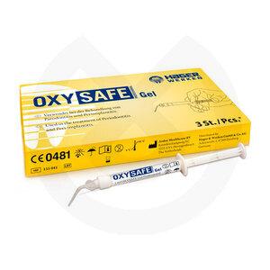 Product - OXYSAFE PROFESSIONAL - JERINGAS
