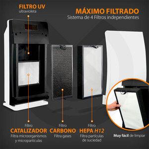 Product - FILTRO CARBON ACTIVO PARA FRESH CUBE PRO