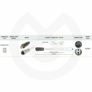 Product - MANGUERA 900MM PLANMEC KAVO K190-196-200