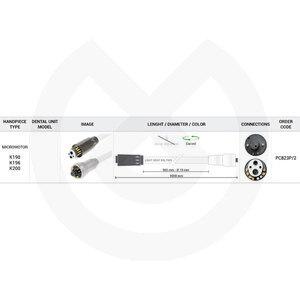 Product - MANGUERA 900 MM PLANME KAVO K190-196-200