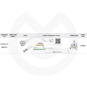 Product - MANGUERA 1800MM PLANMECA MINETTO