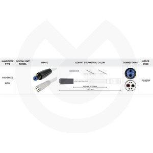 Product - MANGUERA TURBINA 925MM PLANMECA 825 OHM