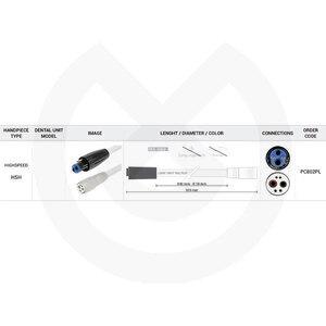 Product - MANGUERA TURBINA 840MM PLANMECA 430 OHM