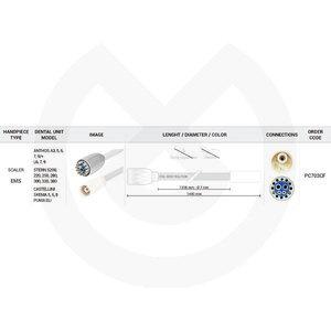 Product - MANGUERA SCALER 1350MM CEFLA-EMS EM-126