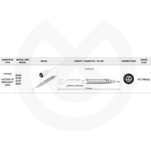 Product - MANG.JER.1500 MM KAVO 3F-750 OHM C/MINIL