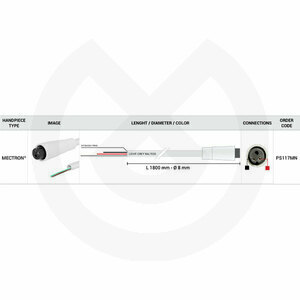 Product - MANGUERA SCALER 1700MM 2 FILI MECTRON OE