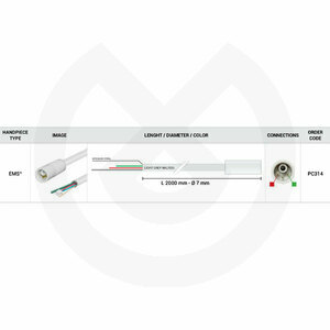 Product - MANGUERA SCALER 2000MM 2 FILI EMS OE