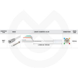 Product - MANGUERA SCALER 2000MM 4 FILI EMS OPEN E
