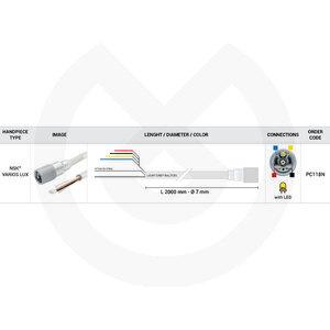 Product - MANGUERA SCALER 1850MM 4 FILI LED NSK