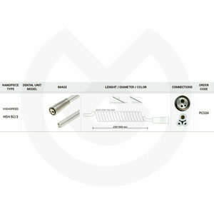 Product - MANG TURBINA 200/1000 MM SPI 3V OPEN END