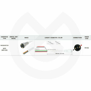 Product - MANGUERA MM BIENAIR MC2 1500 MM OPEN END