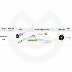Product - MANGUERA MM BIENAIR MX2 1600 MM OPEN END