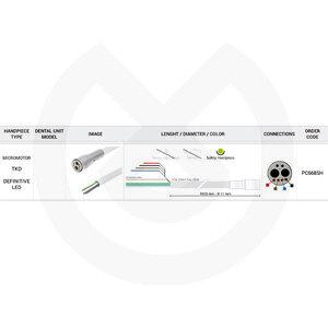 Product - MANGUERA MM TKD DEF LED 1650 MM OPEN END