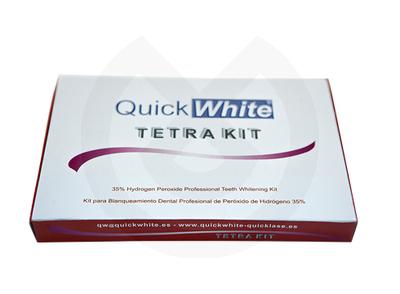Product - QUICK WHITE TETRA KIT