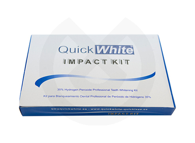 Product - QUICK WHITE IMPACT KIT