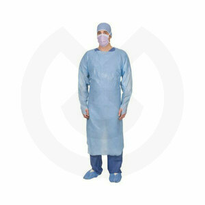 Product - BATA IMPERMEABLE AZUL