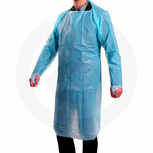 Product - BATA IMPERMEABLE AZUL 10 U.
