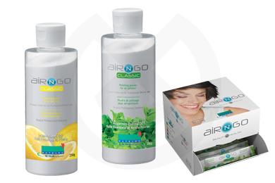 Product - BICARBONATO AIR-N-GO SOBRES