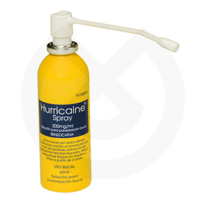 Product - ANESTESIA HURRICAINE SPRAY