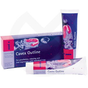 Product - PASTA CAVEX OUTLINE SIN EUGENOL
