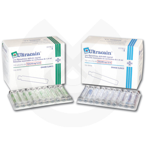 Product - ANESTESIA ULTRACAIN