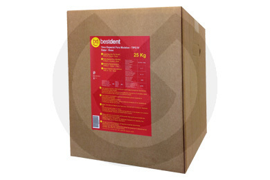 Product - YESO DURO ROSA TIPO IV - 25 KG