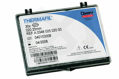 Product - PUNTAS THERMAFIL Nº 20-40 MAILLEFER 30 UNIDADES