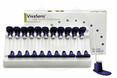 Product - VIVASENS SINGLE DOSE FREE STAND