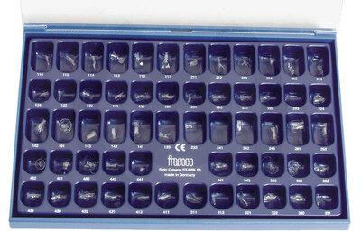 Product - CORONAS ACETATO ESTUCHE ANTERIORES 58