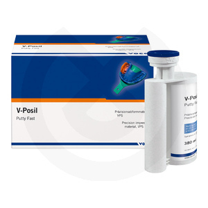 Product - V-POSIL PUTTY FAST CARTUCHO 380 ML