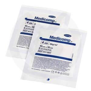 Product - GASAS MEDICOMP ESTÉRILES 7,5X7,5CM