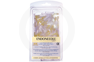 Product - ENDONEEDLE AGUJAS IRRIGACION