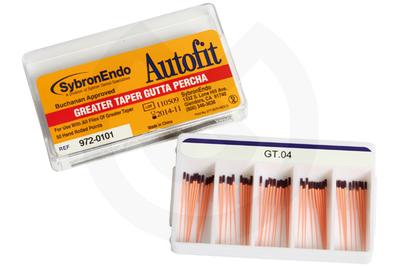 Product - GUTTAPERCHA AUTOFIT CONICIDAD