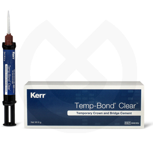 Product - TEMP BOND CLEAR AUTOMIX JERINGA