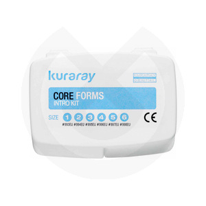 Product - CORE FORMS INTRO KIT 10 PREFORMAS