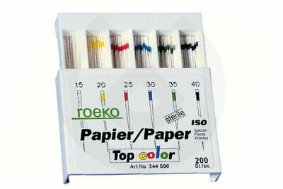Product - PUNTAS DE PAPEL TOP COLOR Nº 15-90