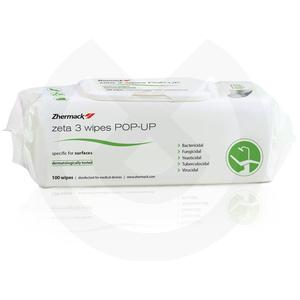 Product - TOALLITAS ZETA 3 POP-UP