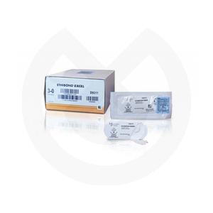 Product - SUTURAS ETHIBOND EXCEL 1/2C DE 17MM, 90CM.
