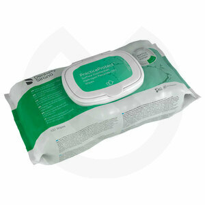 Product - TOALLITAS DESINFECTANTES PRACTICE PROTECT