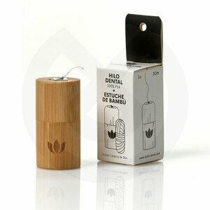 Product - HILO DENTAL ECO + ESTUCHE DE BAMBÚ