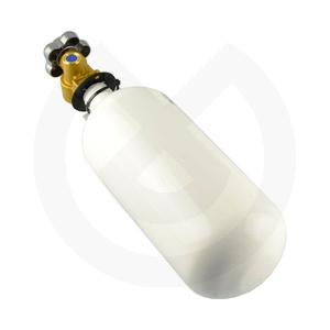 Product - MALETA INOX+PROMED:BOTELLA OXIGENO 2 L