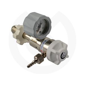 Product - MALETA INOX+PROMED:CAUDALIMETRO 0-15 L/M