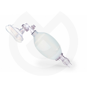 Product - MALETA INOX+PROMED:RESUCITADOR- AMBU