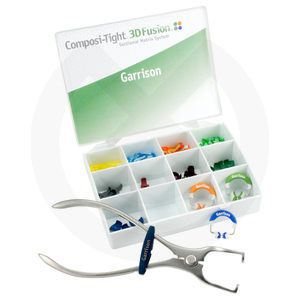 Product - KIT INTRODUCCIÓN MATRICES COMPOSI-TIGHT 3D FUSION