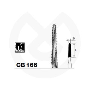 Product - FRESA TUNGSTENO CB 166 204 02 C.A.
