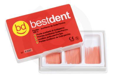 Product - GUTTAPERCHA NO ESTANDARIZADA BESTDENT