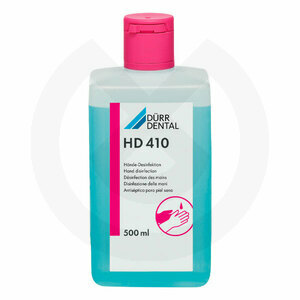 Product - HD 410 DESINFECCIÓN DE MANOS (500ML)