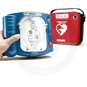 Product - DESFIBRILADOR HEARTSTART HS1+FUNDA ESTRECHA HS1